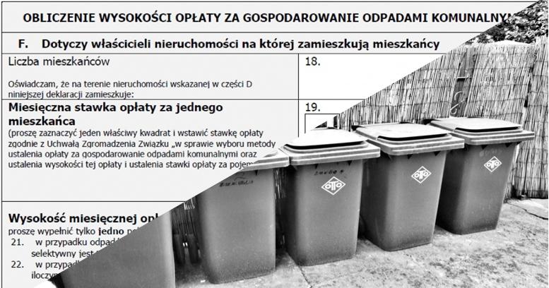 MZC Włodawa: Inspektorzy weryfikują liczbę mieszkańców podaną w deklaracjach