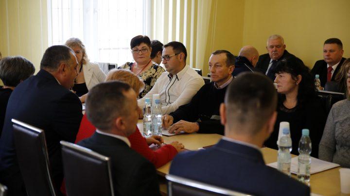 Zawiadomienie na VII sesję Rady Gminy Stary Brus
