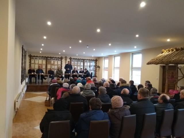 Spotkanie scaleniowe w Starym Brusie