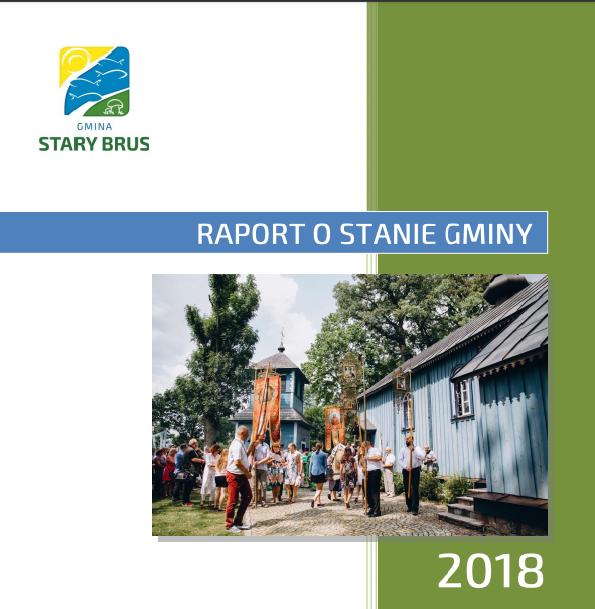 Raport o stanie Gminy Stary Brus