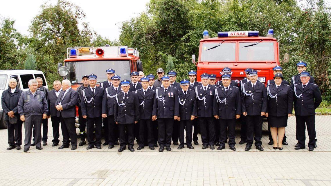 90-lecie Ochotniczej Straży Pożarnej w Wołoskowoli