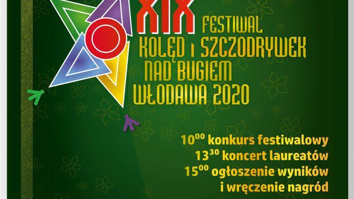 Zapraszamy na XIX Festiwal Kolęd i Szczodrywek
