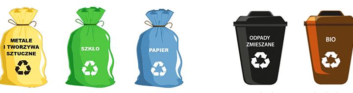 Spotkanie edukacyjno – informacyjne w zakresie nowego systemu segregacji odpadów