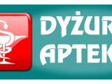 Dyżury aptek w drugim półroczu 2021 r.