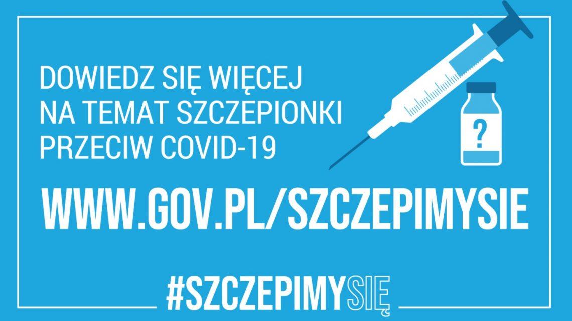 Szczepienie przeciwko COVID-19 – transport na szczepienia