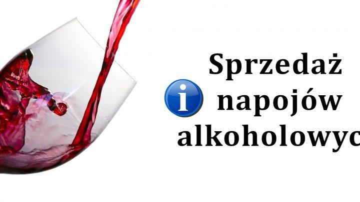 Oświadczenie o rocznej wartości sprzedaży napojów alkoholowych – do 31 stycznia 2021 roku