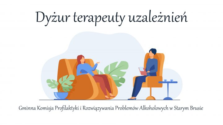 Dyżur terapeuty uzależnień
