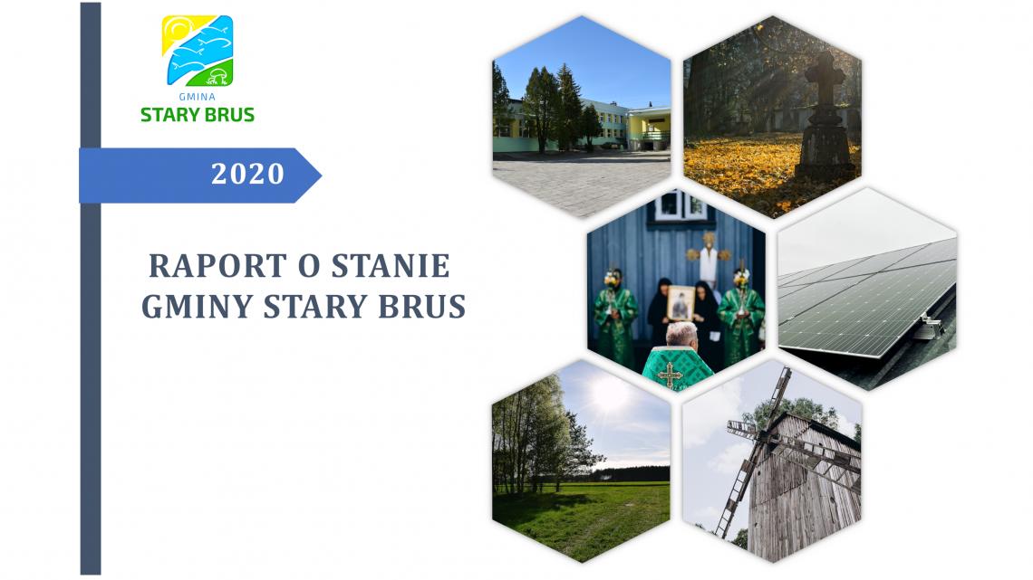 Raport o stanie gminy za 2020 rok