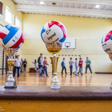 Turniej piłki siatkowej o Puchar Wójta Gminy Stary Brus