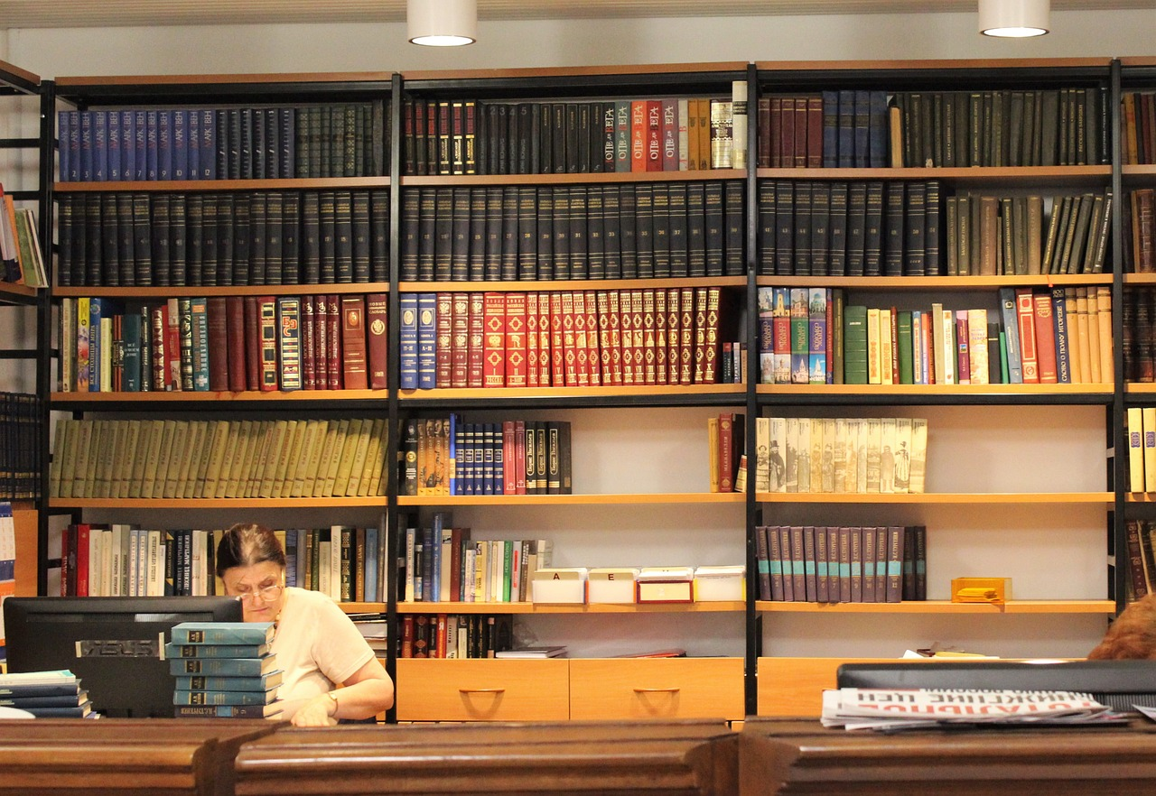 Biblioteka zaprasza po nowości